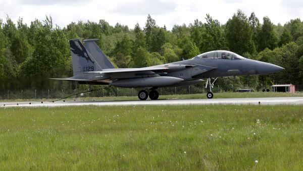 F-15 Eagle - Sputnik Latvija