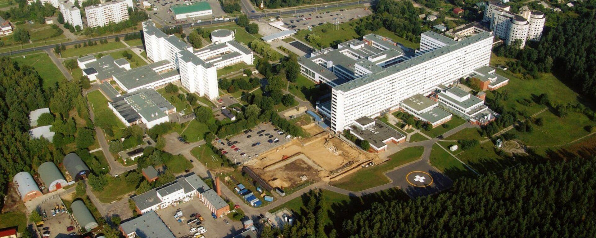 Рижская Восточная клиническая университетская больница - Sputnik Латвия, 1920, 28.12.2020