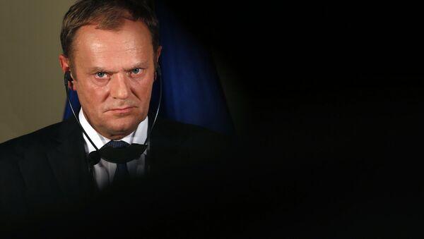 Председатель Европейского Совета Дональд Туск - Sputnik Латвия