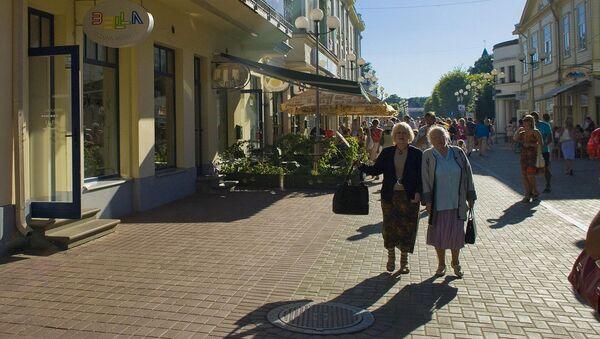 Юрмала, улица Йомас - Sputnik Latvija