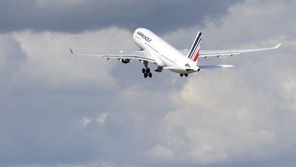 Самолет компании Air France - Sputnik Латвия