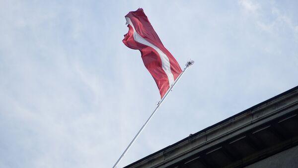 Latvijas karogs. Foto no arhīva - Sputnik Latvija
