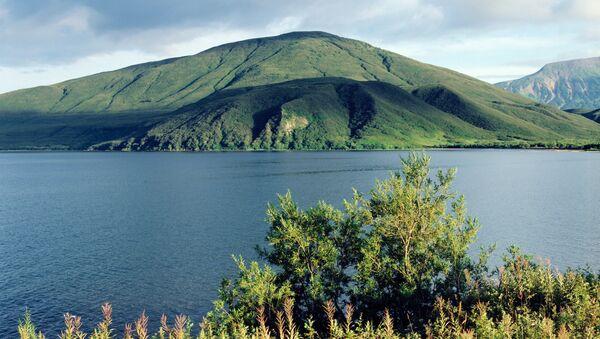 Курильское озеро на Камчатке - Sputnik Латвия