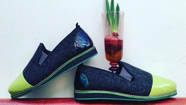 Оригинальная войлочная обувь Tooche - Sputnik Латвия