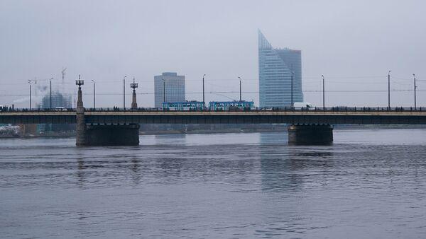 Каменный мост в Риге - Sputnik Латвия