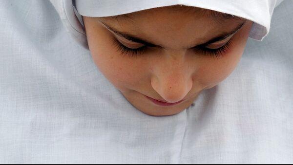 Musulmaņu meitene. Foto no arhīva - Sputnik Latvija