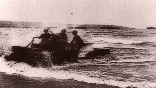 Операция Оверлорд - открытие второго фронта против Германии. 1944 год - Sputnik Latvija