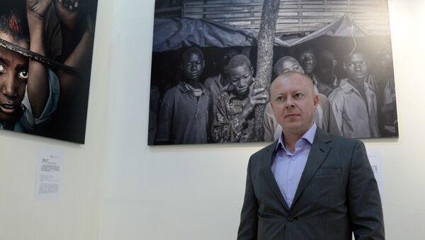 Специальный фотокорреспондент МИА Россия сегодня Валерий Мельников - Sputnik Латвия