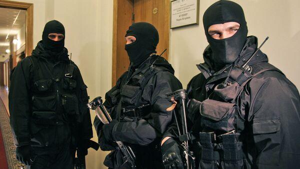 Сотрудники СБУ Украины - Sputnik Латвия