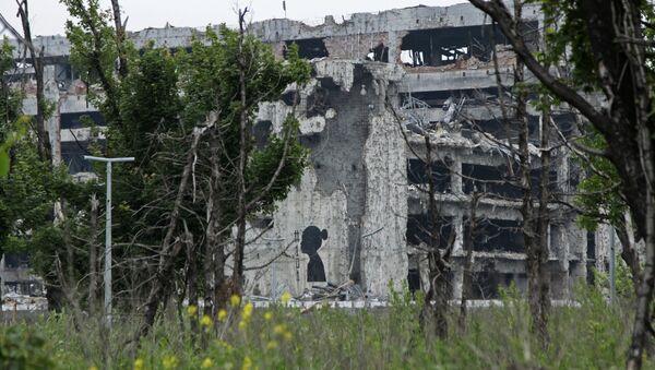 Kijeva uzskata, ka par situācijas saasināšanos Donbasā vainojama Krievija - Sputnik Latvija