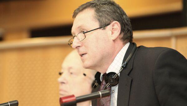 Eiropas Parlamenta deputāts no Čehijas Republikas Jirži Maštalka. Foto no arhīva - Sputnik Latvija