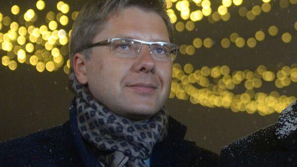 Мэр Риги Нил Ушаков (откадрирован) - Sputnik Latvija