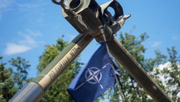 Флаг НАТО - Sputnik Латвия