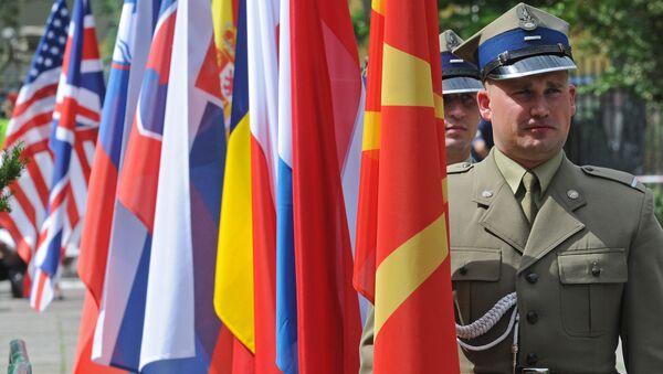 Учения НАТО Анаконда-2016 в Польше - Sputnik Латвия
