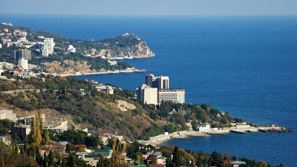 Krimas pussalas ainava. Foto no arhīva - Sputnik Latvija