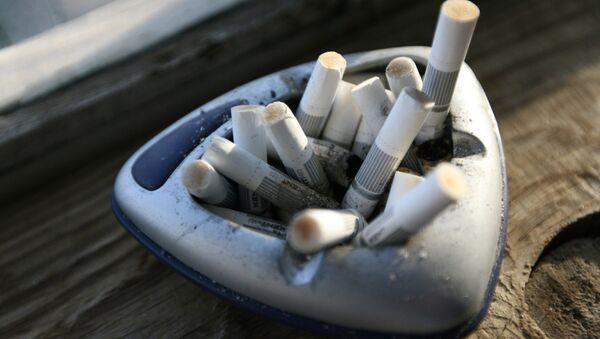 Курение - Sputnik Latvija