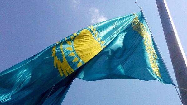 Флаг республики Казахстан - Sputnik Latvija