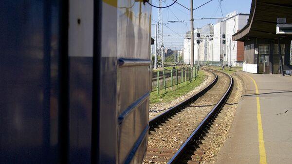 Железная дорога в Латвии - Sputnik Latvija