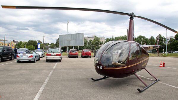 Вертолет - Sputnik Латвия