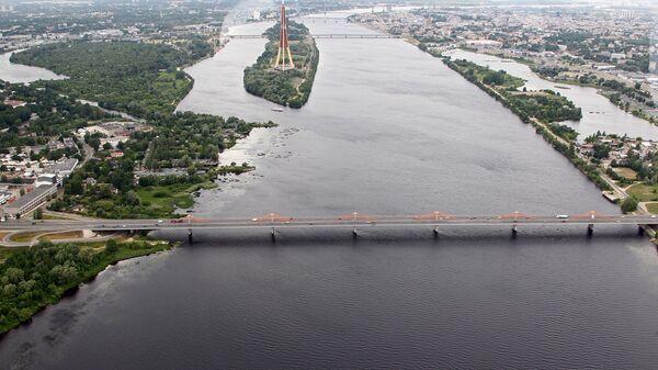 Панорама Риги - Sputnik Latvija