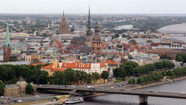 Vecrīgas ainava. Foto no arhīva - Sputnik Latvija