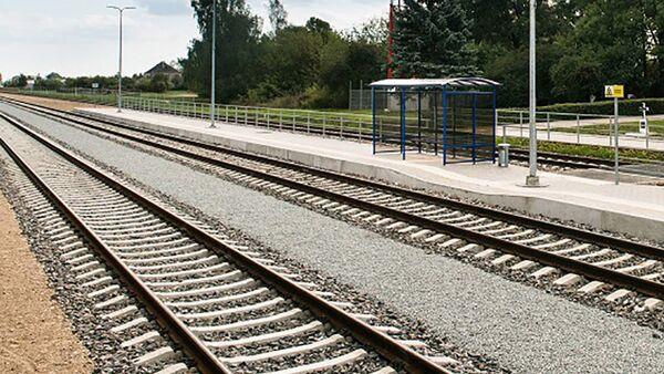 Dzelzceļš - Sputnik Latvija