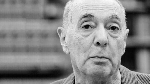 Русский поэт Анатолий Найман - Sputnik Латвия