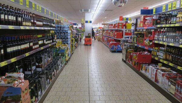 В гипермаркете Lidl - Sputnik Латвия