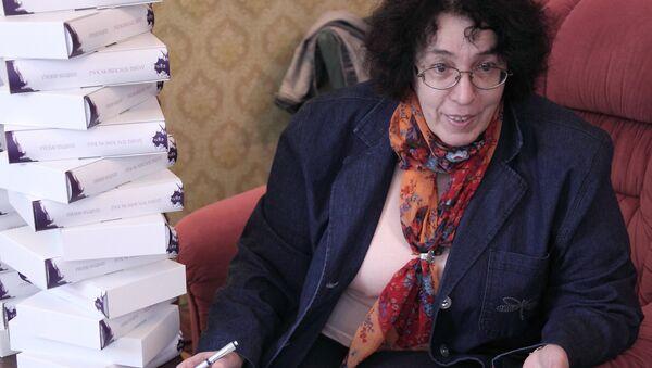 Писательница из Риги Далия Трускиновская - Sputnik Латвия