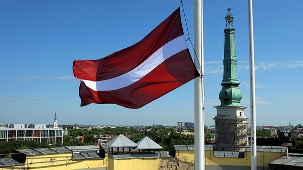 Флаг Республики Латвия - Sputnik Латвия
