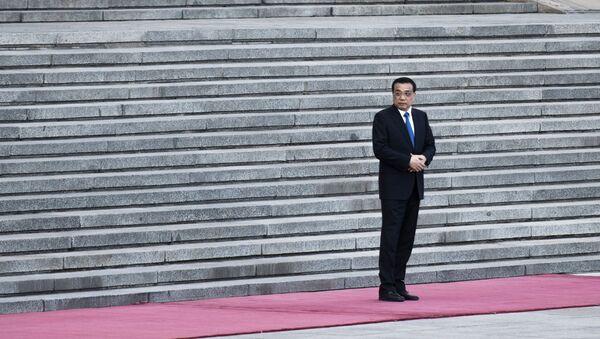 Ķīnas premjerministrs Lī Kecans - Sputnik Latvija