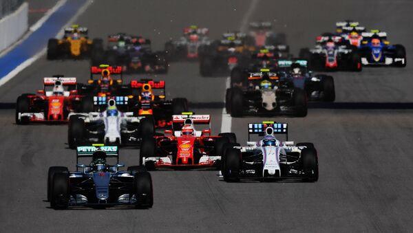 Автоспорт. Формула -1. Гран-при России. Гонка - Sputnik Латвия