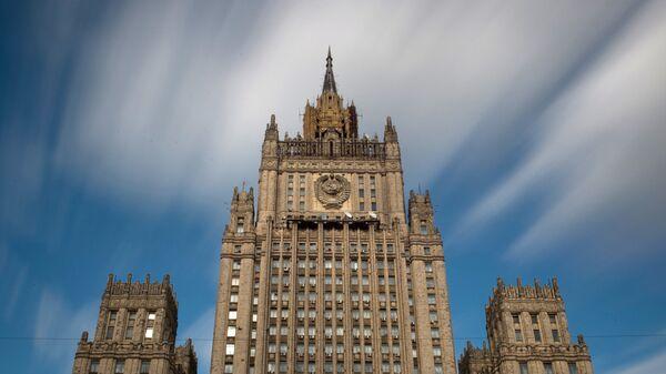 Krievijas Ārlietu ministrija - Sputnik Latvija