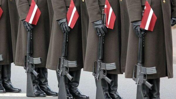Военные Латвии - Sputnik Латвия
