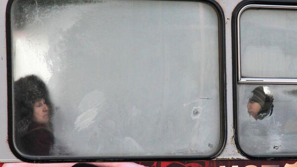 Autobuss. Foto no arhīva - Sputnik Latvija
