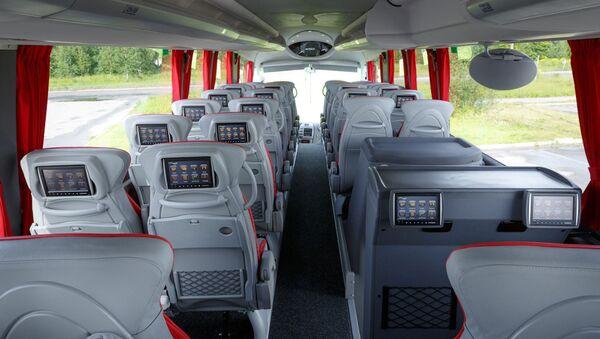 Автобус для туристов - Sputnik Латвия
