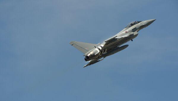 Eurofighter Typhoon - Sputnik Latvija