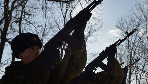 Российский солдат - Sputnik Латвия