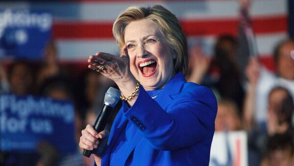 Hilarija Klintone. Foto no arhīva - Sputnik Latvija