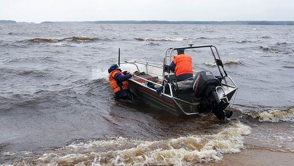 В Карелии во время турпохода погибли дети - Sputnik Латвия