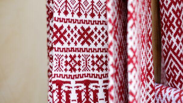 Latviešu ornamenti. Foto no arhīva - Sputnik Latvija