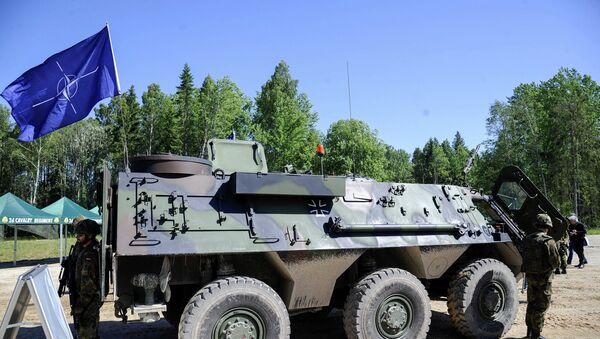 NATO. Foto no arhīva - Sputnik Latvija