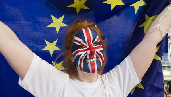 В Великобритании пройдет референдум по вопросу выхода из ЕС - Sputnik Latvija