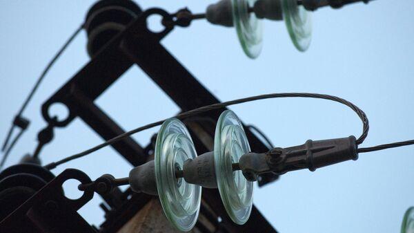 Высоковольтные линии электропередачи - Sputnik Латвия
