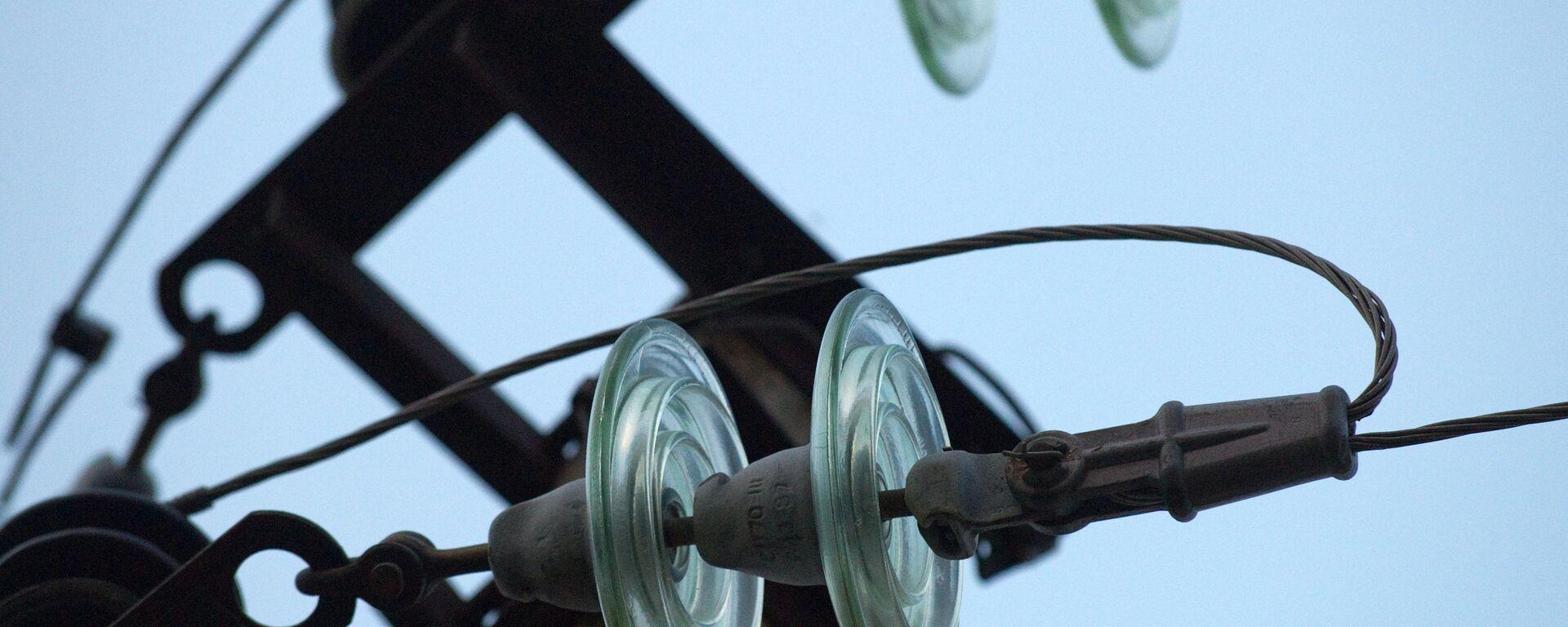 Высоковольтные линии электропередачи - Sputnik Латвия, 1920, 25.02.2021
