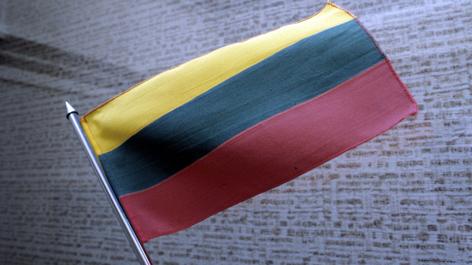 Государственный флаг Литвы - Sputnik Latvija, 1920, 17.08.2021