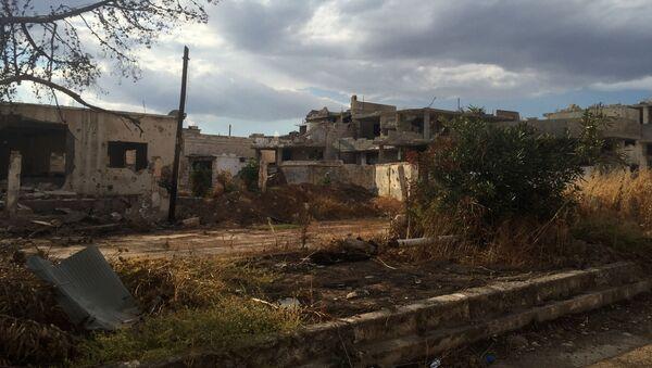No ISIS kaujiniekiem atbrīvots ciems Hamas provincē - Sputnik Latvija