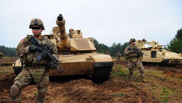 Солдаты НАТО - Sputnik Latvija