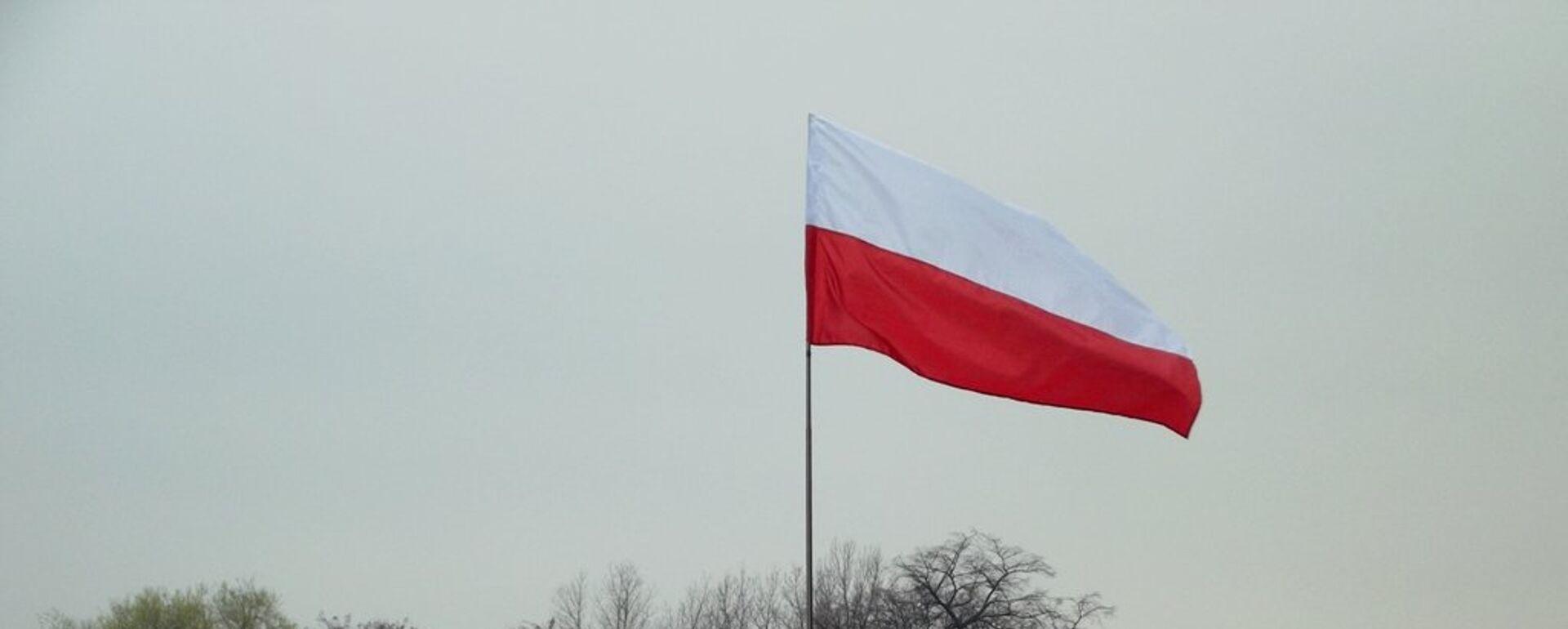 Флаг Польши - Sputnik Латвия, 1920, 14.06.2021