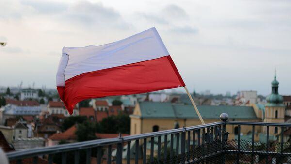 Polijas karogs - Sputnik Latvija